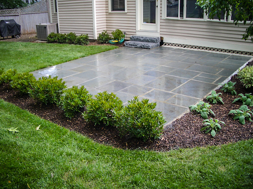 Concord Residential Landscape Construction